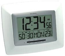 Technoline Numérique Radio Horloge Murale Ws 8100 Date Allemand Dcf 77