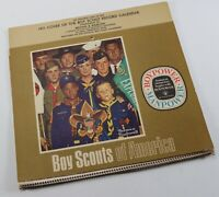 Vintage 1971 Official Norman Rockwell Bigelow Calendar Boy Scout of America BSA