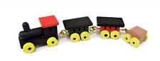Bambole Casa Ragazzi Giocattolo di Legno Treno Miniatura da Negozio Stanza 1:12