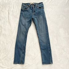 Levis 502 Jeans, Boys Size 14 or 27x27