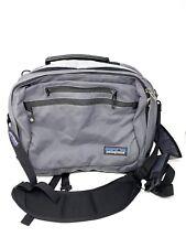 Patagonia Laptop Shoulder Bag, BagPack Gray