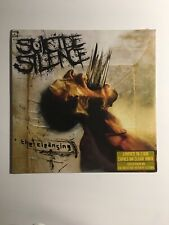 SUICIDE SILENCE THE CLEANSING NEW Clear Colored Limited OOP VINYL Record