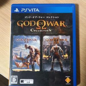 PS Vita God of War Collection I & II Playstation PSV Japan Import