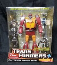 Hasbro Transformers Masterpiece Rodimus Prime Toys R Us TRU Exclusive MIB!