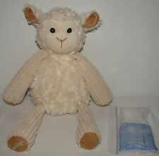 """Scentsy Buddy Lenny the Lamb 15"""" Plush with French Lavender Scent Pack"""
