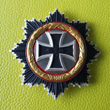 German WW2 Admiral Knight Iron Cross military badges medals medallion