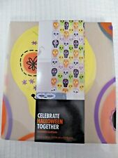 "NWT Halloween Polyethylene Vinyl Acetate Shower Curtain 70""x70"" RV $29.99"