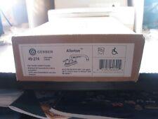 Gerber 2 Handle Laundry Faucets Allerton 49-274 Chrome