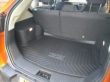 MG GS EXCITE CAR  BOOT LINER IN BLACK MGGS BOOT PROTECTOR WITH GS LOGO - UK CO