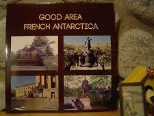 GOOD AREA French Antarctica LP/2013 Kye Records/Ltd.400/Elklink/Shadow Ring