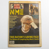 NME magazine 20 January 1990 The Fall cover The Cramps Inspiral Carpets