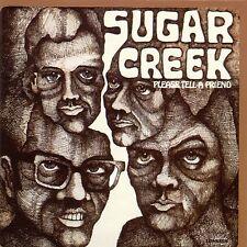 """Sugar Creek: """"Please Tell A Friend""""  (CD)"""