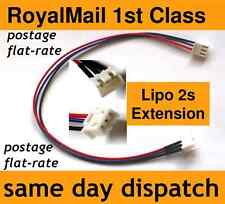 Lipo Balance Extension Charger Cable Lead 2s JST-XH (2 cell, 7.4V)