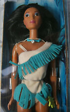 Barbie Disney mattel colletor Doll color splash Pocahontas a. colección NRFB