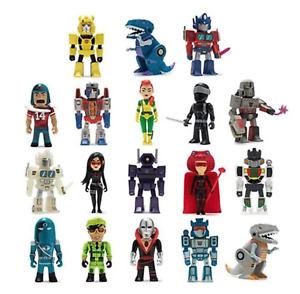 Kidrobot Transformers vs GI Joe Vinyl Mini Series Figure Blind Mystery Box