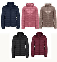 Women's Down Jacket Packable Ultralight Puffer Down Coats Winter Outwear US