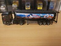 (P10) Herpa LKW H0 1:87 MB Actros Spedition Asam Transporte