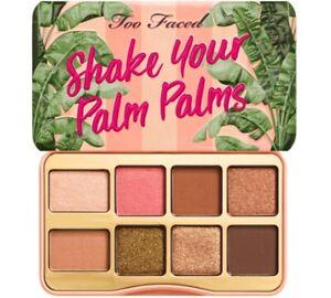 NIB TOO FACED ~ Shake Your Palm Palms ~ Eyeshadow Palette