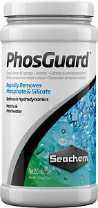 Seachem PhosGuard Rapidly Removes Phosphate and Silicate 250ml