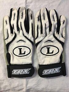 Louisville Slugger TPX battling gloves mens size L