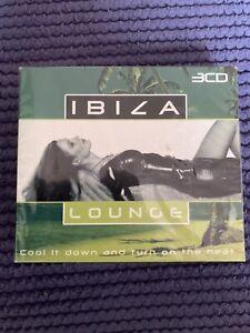 IBIZA LOUNGE 3 CD BOX SET Ibiza Clubbing Relaxing New & Sealed