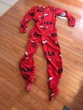NWT Concepts Sports Chicago Bulls Pajama Suit Ladies Sz S