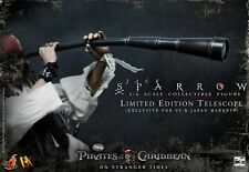 HOT TOYS JACK SPARROW DX06 SPECIAL EDITION PIRATES OF CARIBBEAN