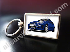 FORD FOCUS RS METAL KEY RING.