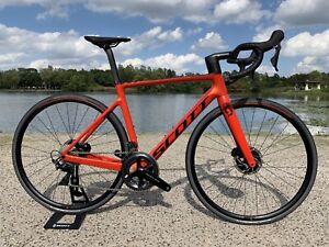 Scott Addict RC 10 red (2020), size 54