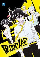 Blood Lad Complete Series Collection DVD New & Sealed ANIME Region 2 AL