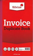 Invoice Duplicate Book With ABC Index Printed Invoice 1-100 Pages - 611