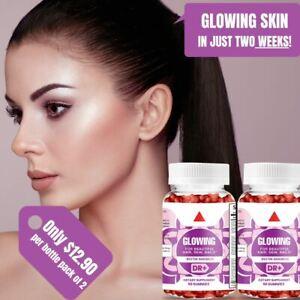 Biotin Gummies - Nail Skin Hair Growth, Multi-Vitamin, Zinc, Vitamin B5, 2 Packs