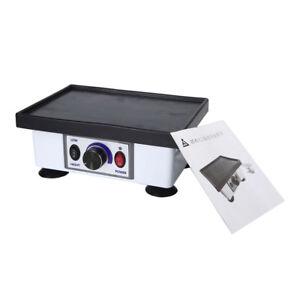 160W 3KG Dental Lab Square Vibrator Vibrating Shaking Electric Model Oscillator