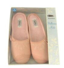 cabas douillet BALLERINE CHAUSSONS FEMMES TAILLE L - 7-8 UK en rose