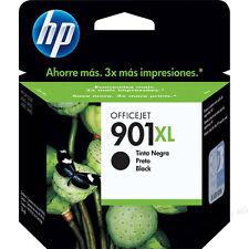 HP 901XL Black Original Genuine Ink Cartridge CC654AE Officejet 4500 Brand New