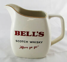 Bell's Scotch Whisky Caraffa in Ceramica 14 cm - Bell's Whisky Water Jug