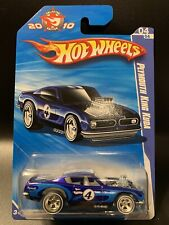 HOT WHEELS 2010 MAIL-IN PLYMOUTH KING  KUDA W/ PROTECTO