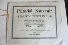 Pictorial Souvenir of the 'Strafed' Zeppelin L. 48 (Leiston, 1917)