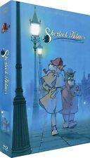 ★ Sherlock Holmes ★ Intégrale (remasterisée) - Edition Collector [Blu-ray] + DVD