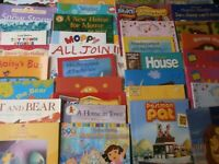 childrens picture fiction story book bundles of 14 MEDIUM sized Books PB age 3-8