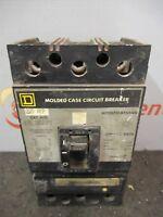 Square D KAL36225 225A 600V Molded Case Circuit Breaker