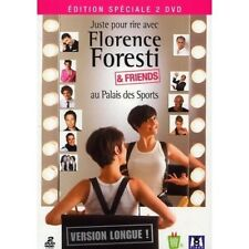 Juste for rire with Florence Foresti & Friends at the Palace sports DVD NEW