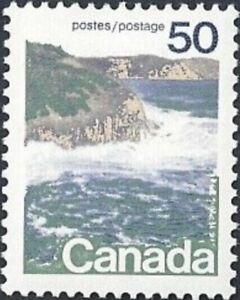 Canada    # 598 Untagged  T1   Seashore     Brand New 1972 Original Pristine Gum