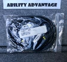 """NEW. Permobil RNET BUS CABLE, 3.5M, (137.8"""" long) MALE to MALE."""