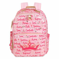 Disney Store Princess Girl School Backpack