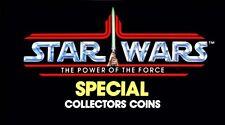 Vintage Star Wars LUMAT Ewok - Kenner 1985 POTF 92-back - AFA80 Clear - MOC~UP!!
