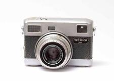 Carl Zeiss Jena Werra Matic Kamera mit Tessar 2,8/50mm  Nr.650