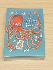 If An Octopus Could Palm Playing Cards Ultra Rare Dan and Dave Out of Print