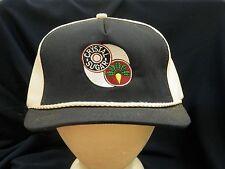 trucker hat baseball cap CRYSTAL SUGAR good style flat brim retro vintage cool