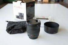 Samyang 85mm f/1.4 IF UMC Aspherical Lens for Pentax